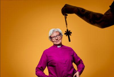 €rkebiskop Antje JackelŽnFoto Lisa Thanner